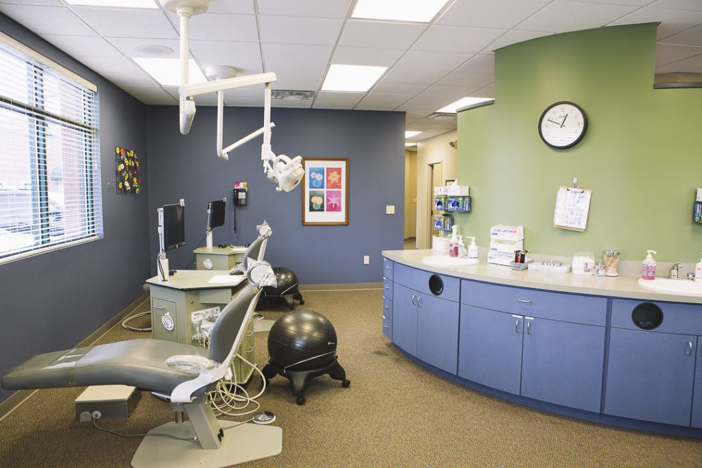 Cool Orthodontist Office